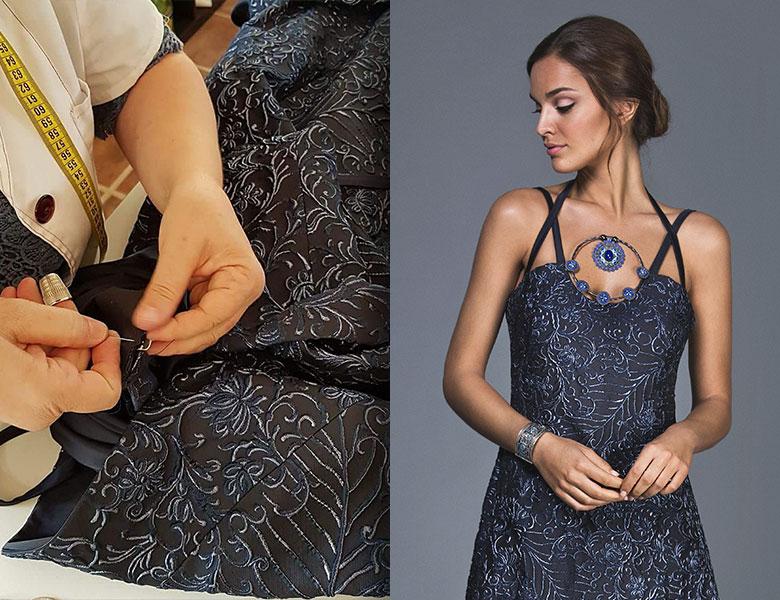 Diseño y confección de ropa a medida